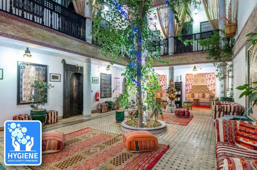 Hôtel & Ryad Art Place