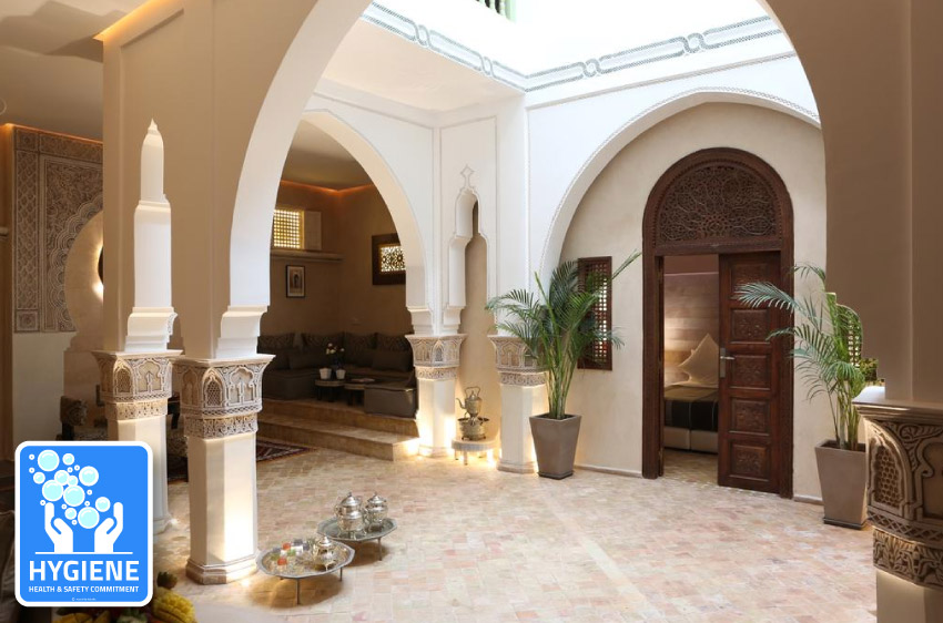 Riad-Enchanté